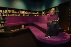 flevomeer bibliotheek-Lelystad